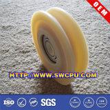 Roda plástica da segadeira de equitação para o Lawnmower