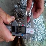 Galivanized DIN766 pone en cortocircuito el encadenamiento de conexión de la alta calidad