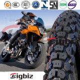 De Natuurlijke Zonder binnenband Band van uitstekende kwaliteit van de Motorfiets (3.00-18)