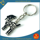 Изготовленный на заказ 3D полицейский Zinc Alloy Souvenir Metal Keychain (LN-066)