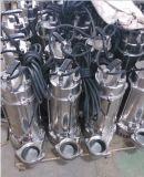 セリウムの公認の鋳鉄のステンレス鋼の下水のSubmersubleポンプ(WQ40-11-2.2)