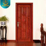Puerta exterior del estilo clásico