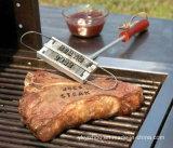 Ferro de marcagem com ferro quente do BBQ