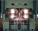 Maquinaria mecânica da borracha da imprensa do molde gêmeo
