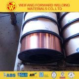 Провод заварки СО2 Er70s-6 Er50-6 защищаемый газом стабилизированный