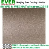 静電気のスプレーの砂の質の終わりの効果の粉のコーティング