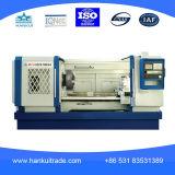 Torno da linha de tubulação do CNC da manufatura de China do elevado desempenho Qk1343