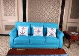 Sofa d'Amazone, sofa de l'Amérique, sofa de tissu (HA03)