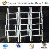 Fascio laminato a caldo dell'acciaio H per la costruzione di edifici