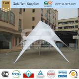 Neue Form-im Freienzelt, Stern-Farbton-Zelt für Verkauf