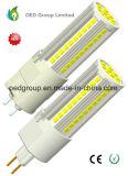 G8.5 금속 할로겐 램프와 G8.5 할로겐 램프를 대체하는 12W G8.5 LED 전구 130lm/W