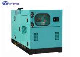 fase diesel silenciosa del generador 3 de 22kw Isuzu con el automóvil/el comienzo manual