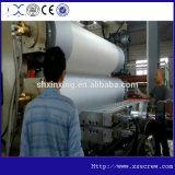 플라스틱 PVC 장 밀어남 기계