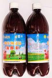 fabrication d'engrais organique d'extrait d'agent/algue de fermentation
