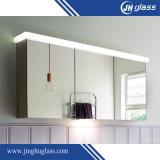 LEDライトが付いている装飾的な壁掛けミラーのキャビネット