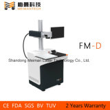 20W 30W 50W Mini Fiber Laser Marker Gravure Machine