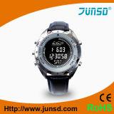 Relógio do altímetro de Digitas do barómetro do pulso (JS-715)