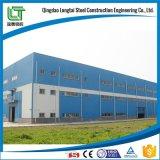 Tettoie dell'acciaio delle costruzioni del metallo (LTL-58)