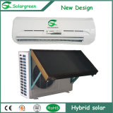 Climatiseur solaire hybride, climatiseurs solaires fendus de mur