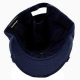 Изготовленный на заказ неструктурированный бейсбольная кепка шлема огорченная равниной