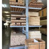 Armazém resistente seletivo industrial cremalheira Cantilever galvanizada do armazenamento