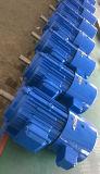1HP-270HP Tefc IP54 passen de Motor van de Plicht van de Omschakelaar van de Snelheid aan