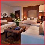 الحديث أثاث غرف النوم الخفيفة اللون مع SGS القياسية ل للشقق الفندقية