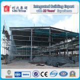 Низкая стоимость Pre проектируя полуфабрикат здание конструкции стальной структуры