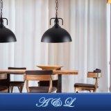Vorzügliches Entwurfs-industrielles Art-Metallhängende Lampe