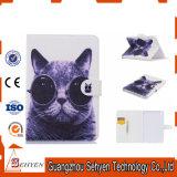 Холодная крышка случая картины кота для iPad Mini4