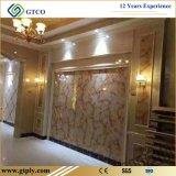 Изолированные декоративные панели потолка и стены