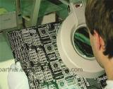 Hoch entwickelte QualitätsSmlxl pulverisierte Vinylwegwerfhandschuhe vom China-Sieger