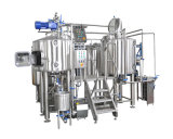 micro strumentazione di fermentazione utilizzata 500L