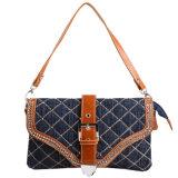 HD26-021 데님 물자 핸드백 형식 어깨에 매는 가방