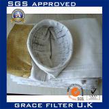 Filtro de saco de fibra de vidro PTFE de fábrica de cimento (D292 XL 10Meter)