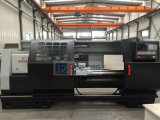 Automatisches niedrige Kosten QK1338 CNC-Rohr, das Drehbankmaschine verlegt