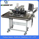 Швейная машина автоматического ярлыка зигзага