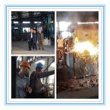 Stahlschuß für das Säubern bevor dem Beschichten