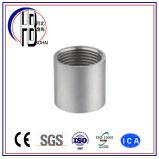 販売の最上質の造られた糸の適切な炭素鋼のソケットの溶接カップリング