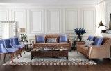 Sofa de fonction, sofa en cuir, sofa de salle de séjour, sofa de Recliner