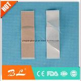 Emplastro elástico elevado da tela do emplastro adesivo do emplastro da ferida da tela