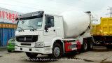 Caminhão do misturador de China Sinotruk HOWO, misturador concreto do trânsito