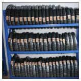 Tres neumáticos de calidad superior resistentes de la vespa de la rueda (5.00-12)