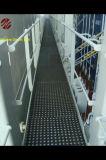 Estera antirresbaladiza de la cubierta de barco de goma de la seguridad, estera de goma del suelo