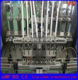 シロップの液体の詰物及びシーリング機械