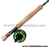 2015 nuovo Arrival 40t V-Elite 9ft 8wt 4sec Fly Fishing Rod