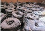 [سفت&فلإكسيبيليتي] سوداء يلدّن حديد سلك من الصين مصنع