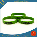 Factory Price Fashion Promotional Silicon Wrist Band