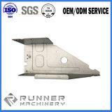 CNC точности ODM OEM подвергая механической обработке/алюминиевый металлический лист штемпелюя части