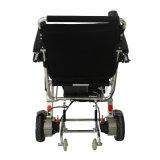 La lumière pèsent le fauteuil roulant pliant en aluminium d'énergie électrique d'Allloy